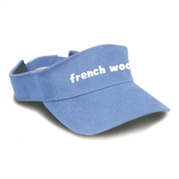 FRENCH WOODS CAMP VISOR