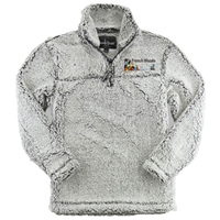 FRENCH WOODS SHERPA 1/4 ZIP PULLOVER