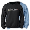 FRENCH WOODS SPORTS & ARTS CREW SWEATSHIRT