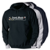 FRENCH WOODS SPORTS & ARTS OFFICIAL HOODED SWEATSHIRT