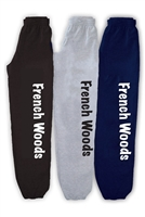 FRENCH WOODS ELASTIC BOTTOM SWEATPANTS