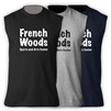 FRENCH WOODS SPORTS & ARTS SLEEVLESS TEE