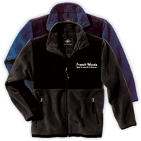 FRENCH WOODS SPORTS & ARTS FLEECE EVOLUX JACKET