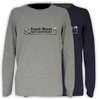 FRENCH WOODS SPORTS & ARTS THERMAL LONG SLEEVE TEE
