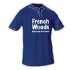 FRENCH WOODS SPORTS & ARTS BASEBALL SHIRT