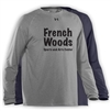 FRENCH WOODS SPORTS & ARTS UNDER ARMOUR LONGSLEEVE TEE