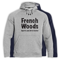 FRENCH WOODS SPORTS & ARTS UNDER ARMOUR HOODY