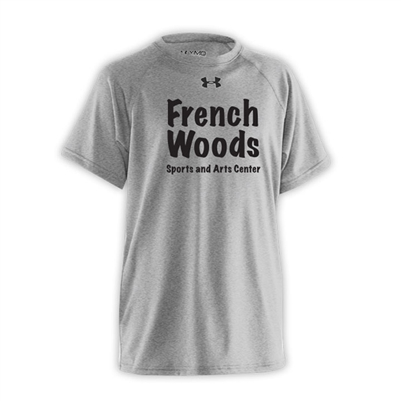 FRENCH WOODS SPORTS & ARTS UNDER ARMOUR TEE