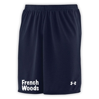 FRENCH WOODS SPORTS & ARTS CAMP UNDER ARMOUR BASKETBALL SHORT
