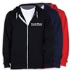 FRENCH WOODS SPORTS & ARTS AMERICAN APPAREL FLEX FLEECE HOODY