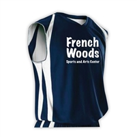 FRENCH WOODS SPORTS & ARTS OFFICIAL REV BASKETBALL JERSEY