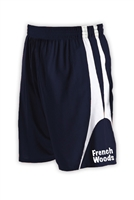 FRENCH WOODS OFFICIAL REV BASKETBALL SHORTS