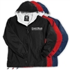 FRENCH WOODS SPORTS & ARTS FULL ZIP JACKET WITH HOOD