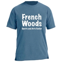 FRENCH WOODS SPORTS & ARTS VINTAGE TEE