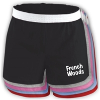 FRENCH WOODS LADIES COTTON SHORT
