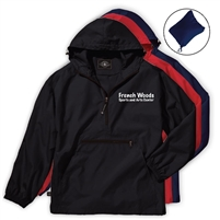 FRENCH WOODS SPORTS & ARTS PACK-N-GO PULLOVER JACKET