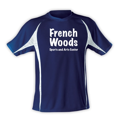 FRENCH WOODS SPORTS & ARTS SOCCER JERSEY