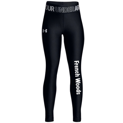 FRENCH WOODS SPORTS & ARTS GIRLS UNDER ARMOUR HEAT GEAR LEGGING