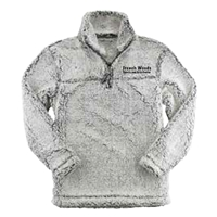 FRENCH WOODS SPORTS SHERPA 1/4 ZIP PULLOVER