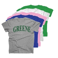 GREENE FAMILY CAMP TEE