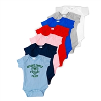 GREENE FAMILY CAMP INFANT BODYSUIT