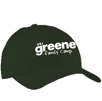 GREENE FAMILY CAMP FLEX FIT CAP