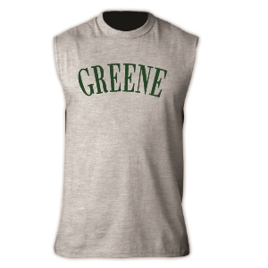 GREENE FAMILY CAMP SLEEVELESS TEE