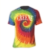 GREENE FAMILY CAMP SWIRL TIE DYE TEE