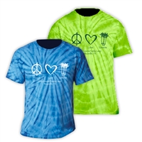 GREENE FAMILY CAMP TIE DYE TEE
