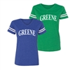 GREENE FAMILY CAMP LADIES GAME DAY TEE