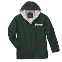 GREENE FAMILY CAMP FULL ZIP JACKET WITH HOOD