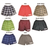 GREENE FAMILY CAMP FLANNEL BOXERS