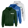 GREENE FAMILY CAMP FULL ZIP HOODED SWEATSHIRT