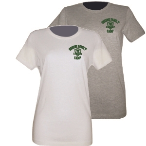 GREENE FAMILY CAMP GIRLS FITTED TEE