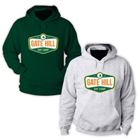GATE HILL OFFICIAL HOODED SWEATSHIRT