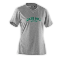 GATE HILL LADIES UNDER ARMOUR TEE