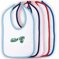 GREEN LANE INFANT VELCRO BIB