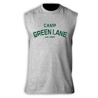 GREEN LANE SLEEVELESS TEE