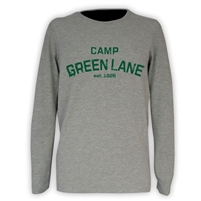 GREEN LANE THERMAL LONG SLEEVE TEE