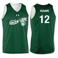 GREEN LANE UNDER ARMOUR REV TANK