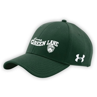 GREEN LANE UNDER ARMOUR CURVED BRIM STRETCH FITTED CAP