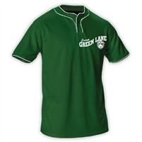 GREEN LANE BASEBALL JERSEY
