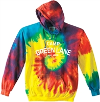 GREEN LANE SWIRL TIE DYE SWEATSHIRT