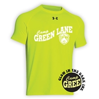 GREEN LANE HYPER COLOR UNDER ARMOUR TEE