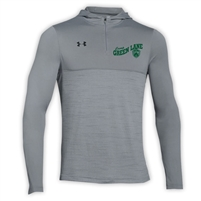GREEN LANE UNDER ARMOUR TECH 1/4 ZIP HOODY