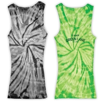 GREEN LANE TIE DYE TANK TOP