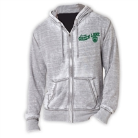 GREEN LANE UNISEX BURNOUT HOODY