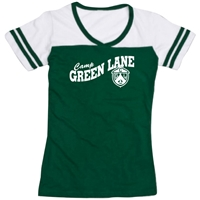 GREEN LANE POWDER PUFF T-SHIRT