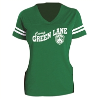 GREEN LANE LADIES GAME DAY TEE