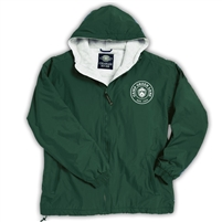 GREEN LANE FULL ZIP JACKET WITH HOOD